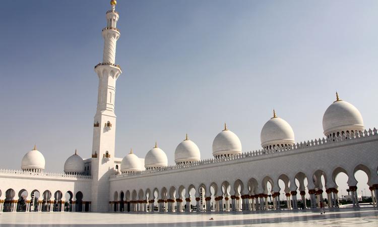 Abou Dhabi City Tour