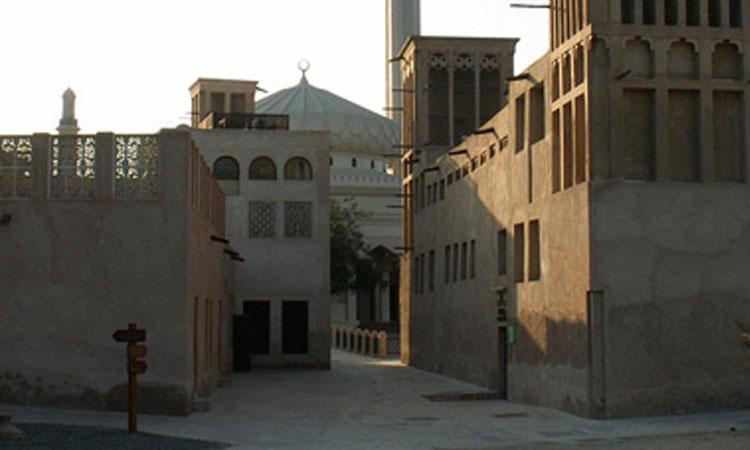 The old Dubaï