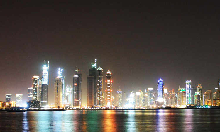 Modern Dubaï