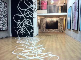 la scène artistique à Dubai et les Art Hotels.